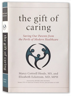 The Gift of Caring book cover